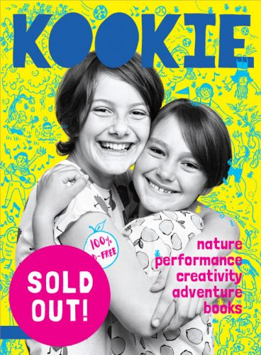 girl power award-winning tween magazine